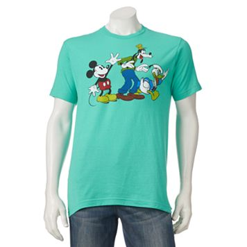 Men's Disney's Mickey Mouse Gang Tee