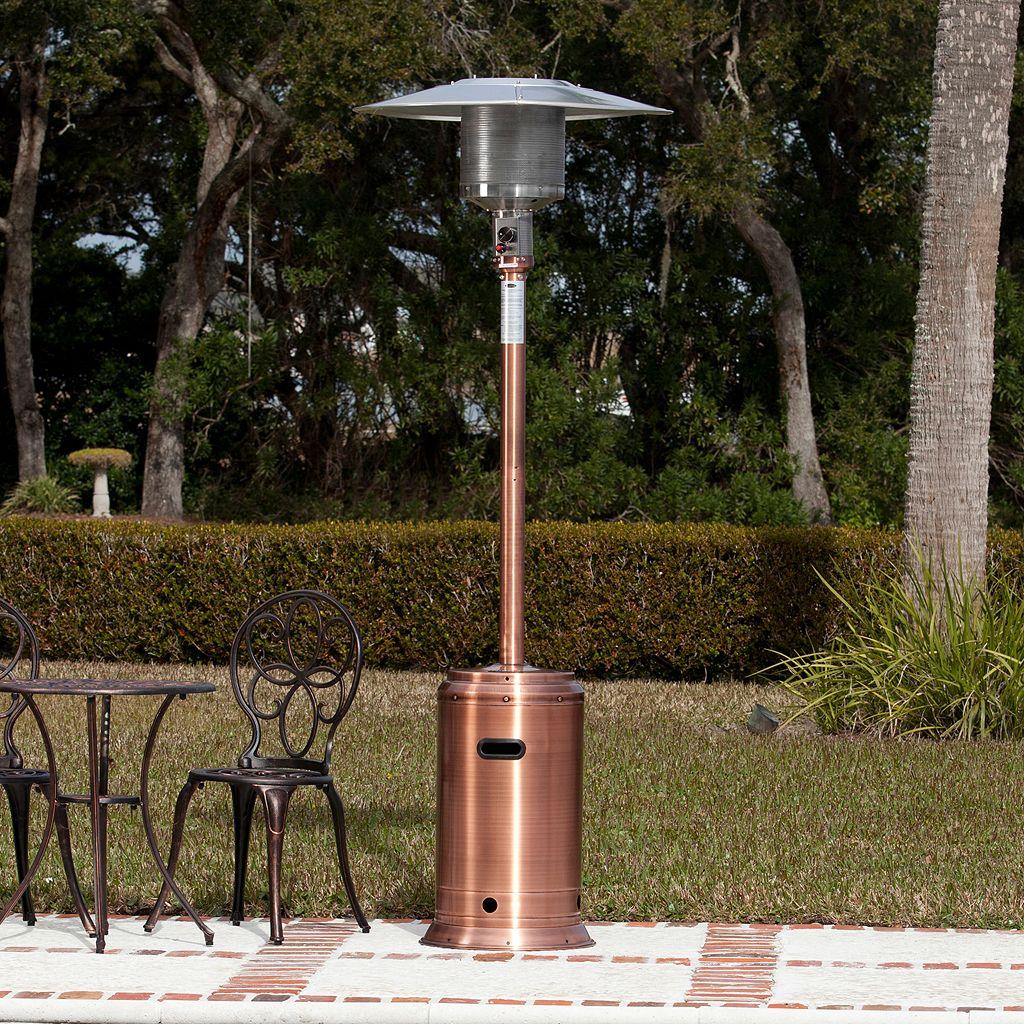 Fire Sense Copper Tone Commercial Patio Heater
