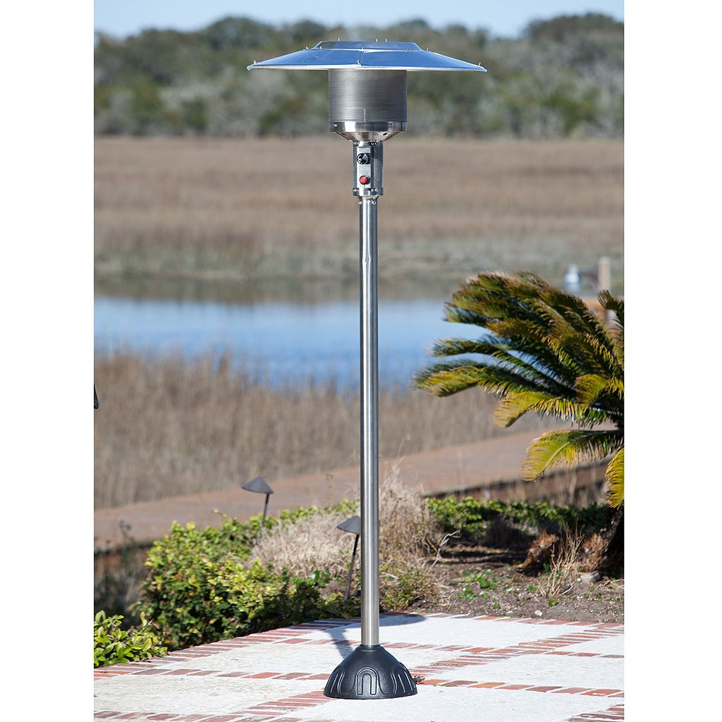 Fire Sense Stainless Steel Natural Gas Patio Heater