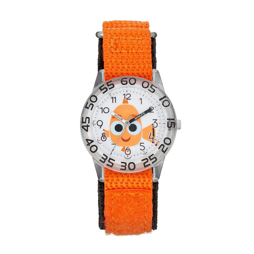 Disney / Pixar Finding Dory Nemo Kids' Time Teacher Watch