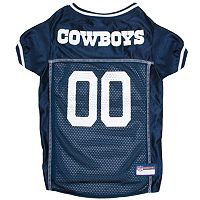 Dallas Cowboys Mesh Pet Jersey