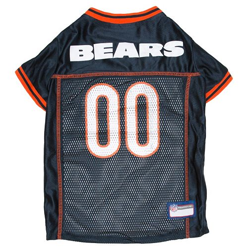 Chicago Bears Mesh Pet Jersey