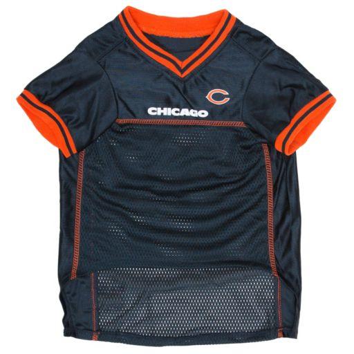 Chicago Bears Mesh Pet Jersey