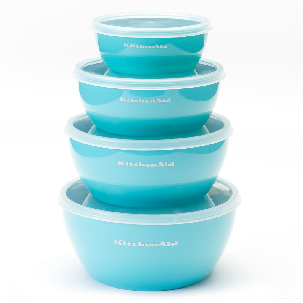 KitchenAid 4-pc. Nesting Prep Bowl Set