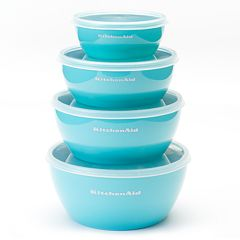 KitchenAid 4 pc Nesting Prep Bowl Set