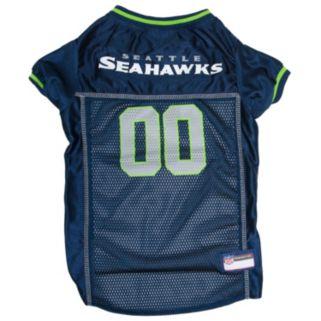 Seattle Seahawks Mesh Pet Jersey