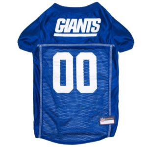 New York Giants Mesh Pet Jersey