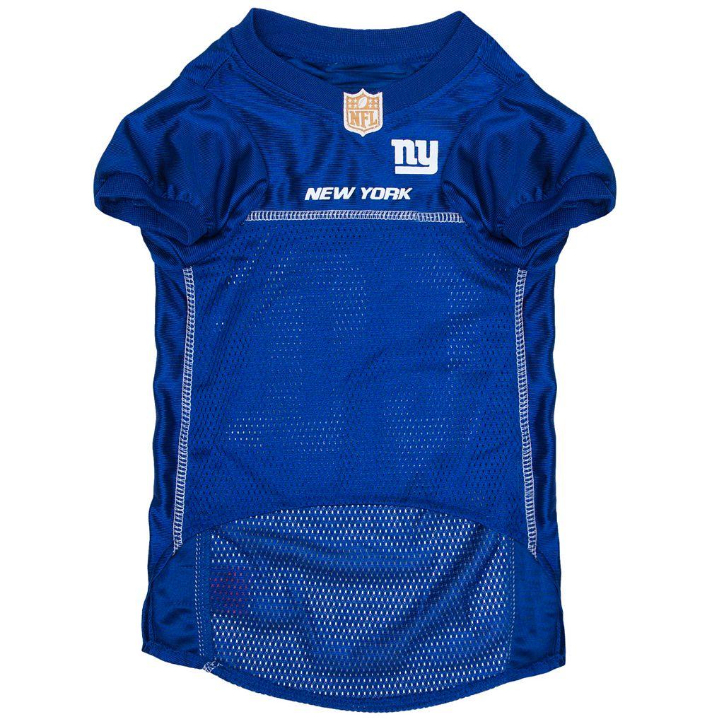 New York Giants Mesh Pet Jersey