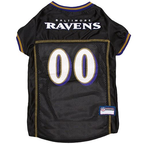 Baltimore Ravens Mesh Pet Jersey