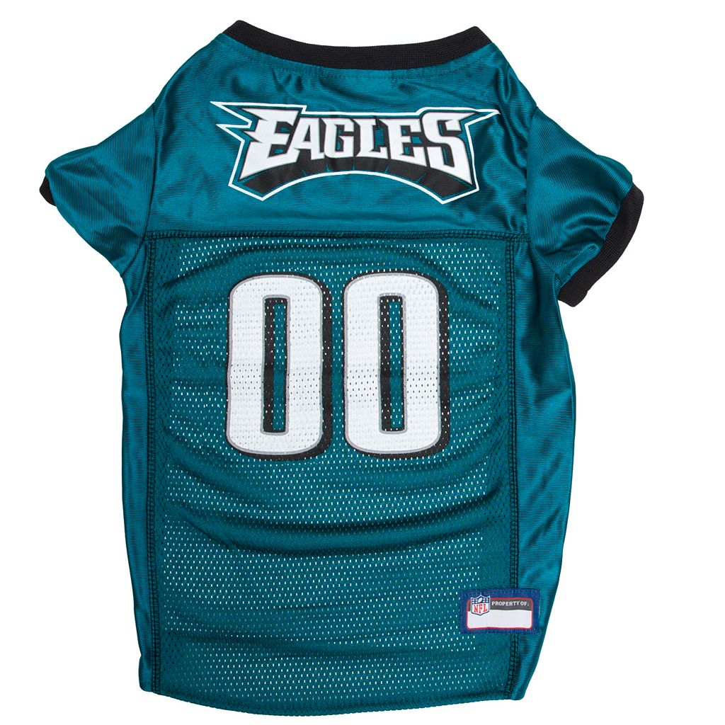 Philadelphia Eagles Mesh Pet Jersey