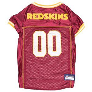 Washington Redskins Mesh Pet Jersey
