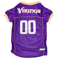 Minnesota Vikings Mesh Pet Jersey