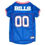 Buffalo Bills Mesh Pet Jersey