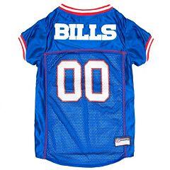 Buffalo Bills Mesh Pet Jersey