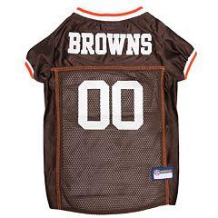 Cleveland Browns Mesh Pet Jersey