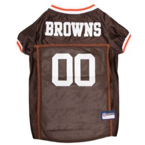Cleveland Browns Mesh Pet Jersey