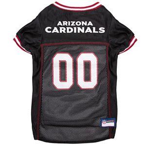 Arizona Cardinals Mesh Pet Jersey