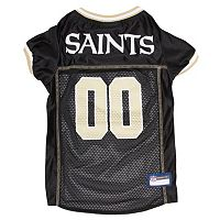 New Orleans Saints Mesh Pet Jersey