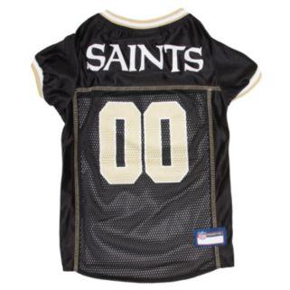 New Orleans Saints Mesh Pet Jersey