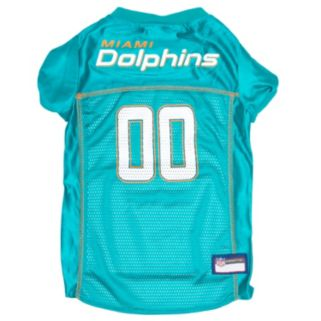Miami Dolphins Mesh Pet Jersey