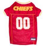 Kansas City Chiefs Mesh Pet Jersey