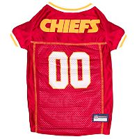 Kansas City Chiefs Mesh Pet Jersey