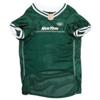 New York Jets Mesh Pet Jersey