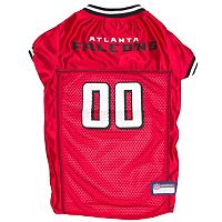 Atlanta Falcons Mesh Pet Jersey