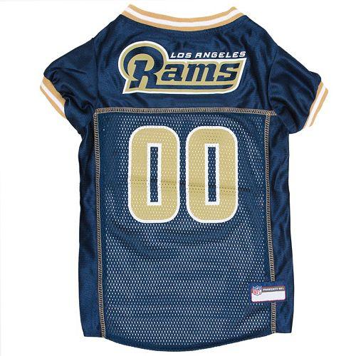 Los Angeles Rams Mesh Pet Jersey