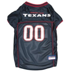 Houston Texans Mesh Pet Jersey