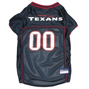 Houston Texans Mesh Pet Jersey