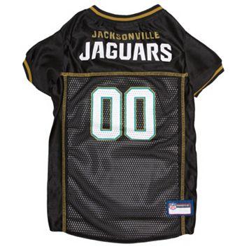 Jacksonville Jaguars Mesh Pet Jersey