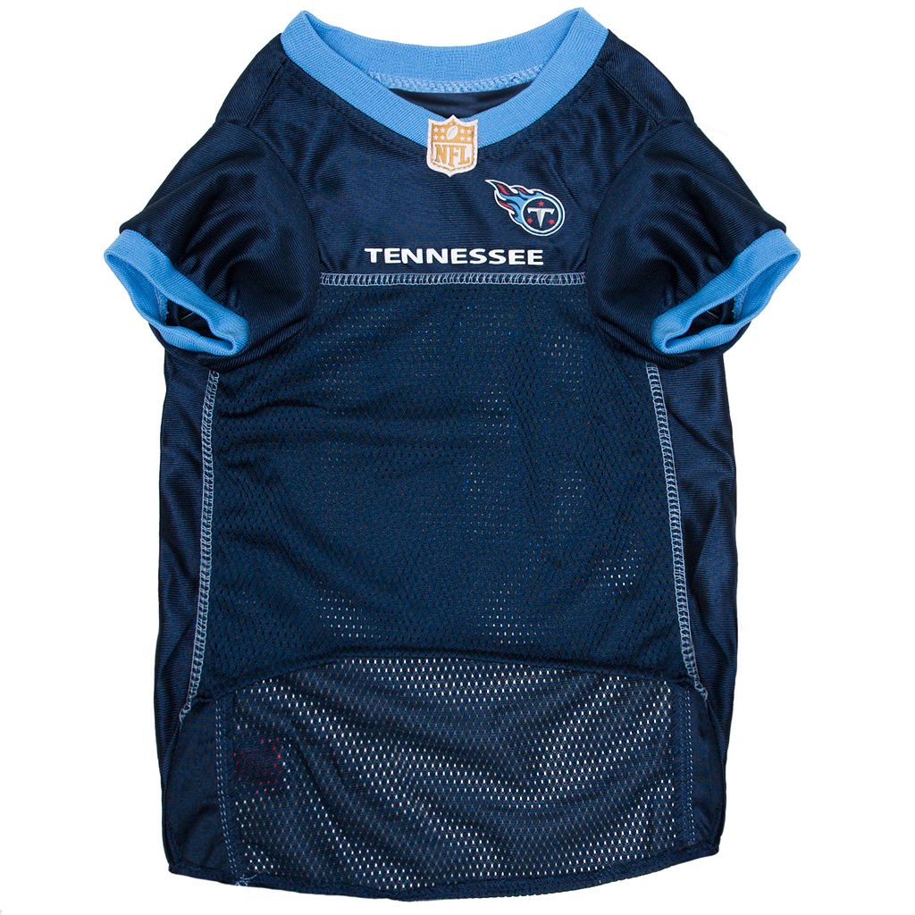 Tennessee Titans Mesh Pet Jersey