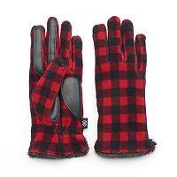 Women's Isotoner Fleece Tech Gloves