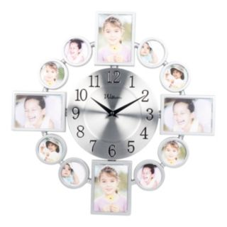 Modern Photo Wall Clock