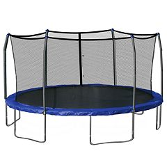 Skywalker Trampolines 17-ft. Oval Trampoline with Enclosure