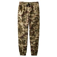 Boys 8-20 Hollywood Jeans Camouflage Jogger Pants