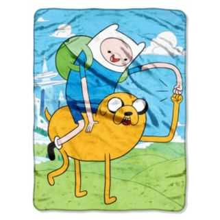 Cartoon Network Adventure Time Fist Pump Throw