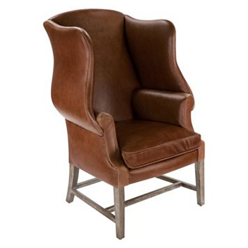 Safavieh Fay Wing Arm Chair
