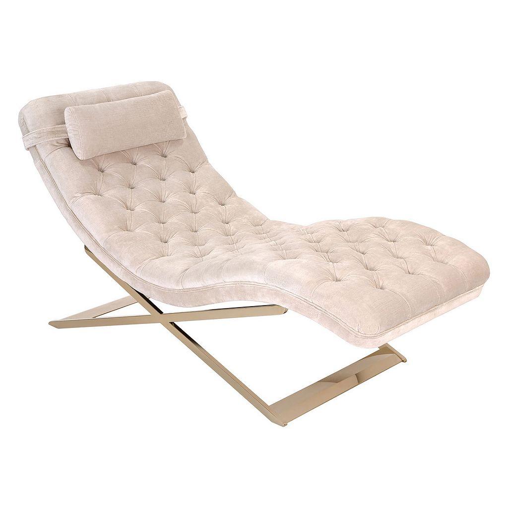 Safavieh Nampa Chaise Lounge Chair