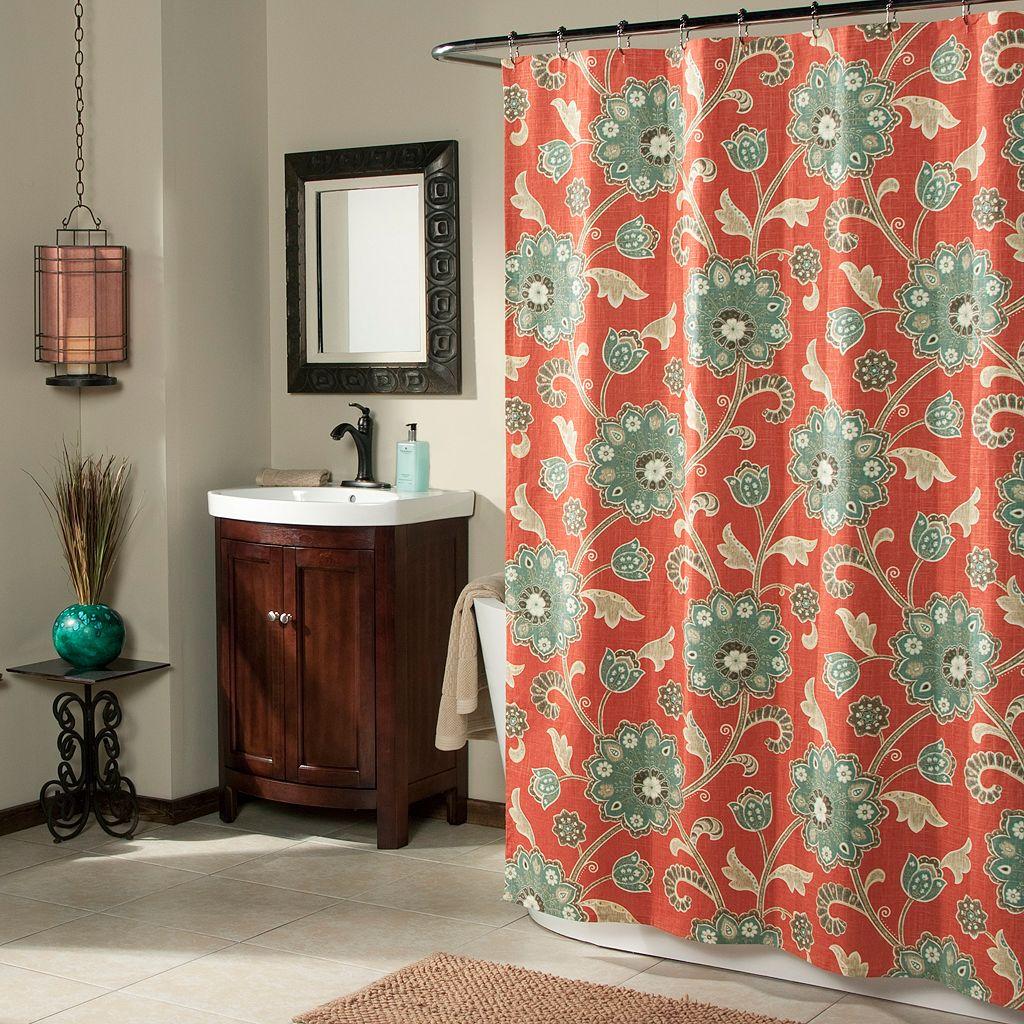 m.style Ankara Shower Curtain