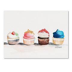Trademark Fine Art Choose One No Words Canvas Wall Art