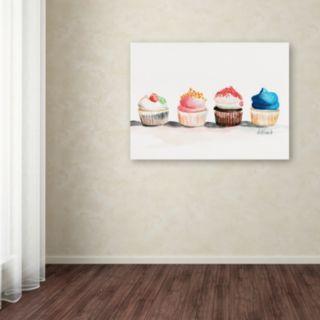 Trademark Fine Art Choose One No Words Canvas Wall Art