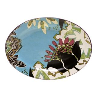 Tracy Porter Rose Boheme Oval Serving Platter