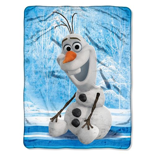 Disney's Frozen Chills and Thrills Throw
