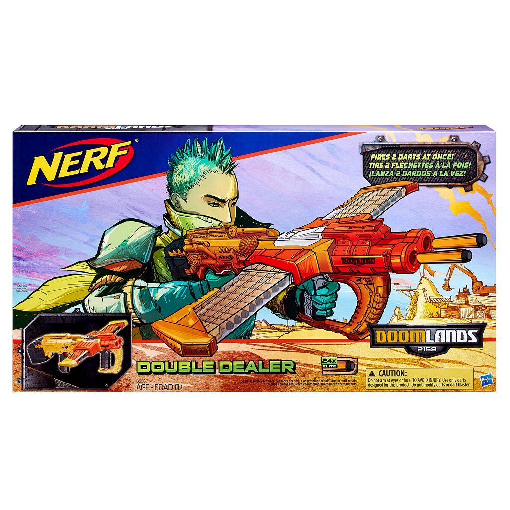 Nerf Doomlands Double Dealer Blaster