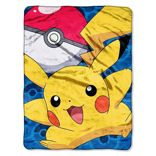Pokemon Go Pikachu Throw
