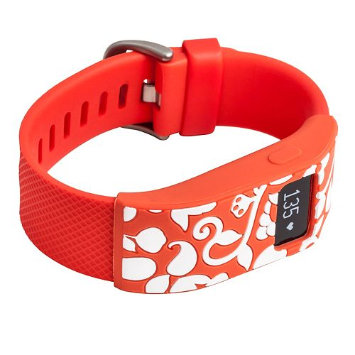 French Bull Designer Sleeve for Fitbit Charge & Charge HR