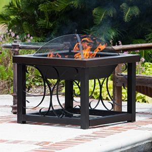 sale - Patio Table With Fire Pit