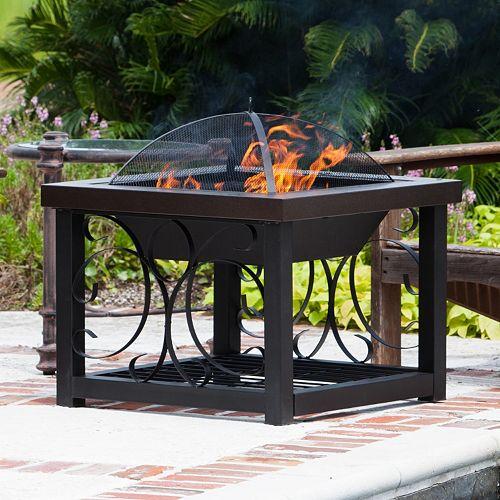 Fire Sense Coffee Table Fire Pit